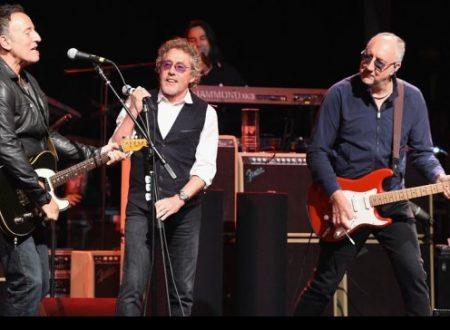 The Who: cinquant'anni di musica e con loro anche il Boss