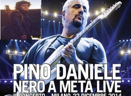 Nero a metà Live – l'ultimo concerto di Pino