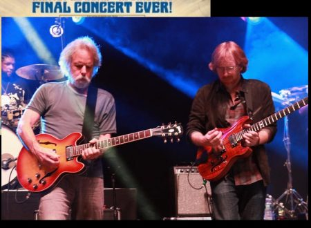 Grateful Dead – il concerto dell'addio