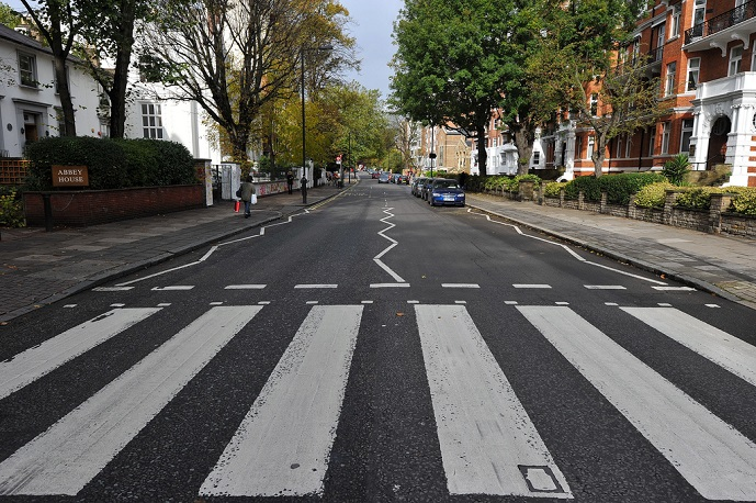 abbey road 2011