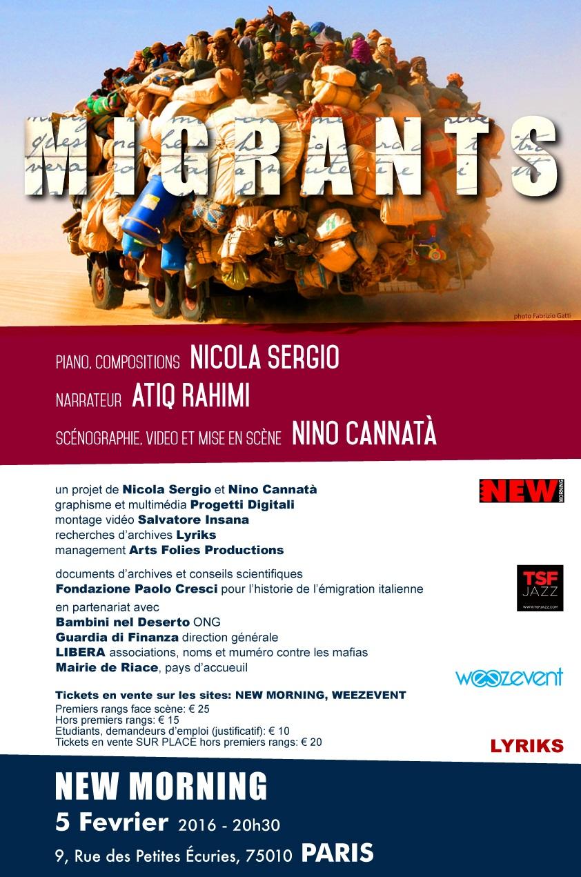 migrants musicheculture giuseppina brandonisio