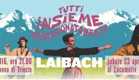 Due nuove date italiane per i 35 anni di carriera dei Laibach