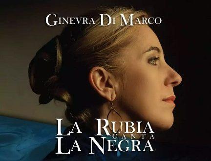 Ginevra Di Marco omaggia Mercedes Sosa